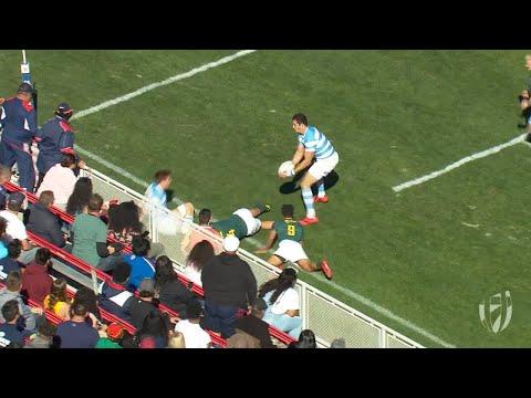 Argentina score in last seconds to reach Cup final in Vegas