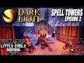 Dark and Light Walkthrough -:- Part 2: Spell Towers: What are harmonic elements?