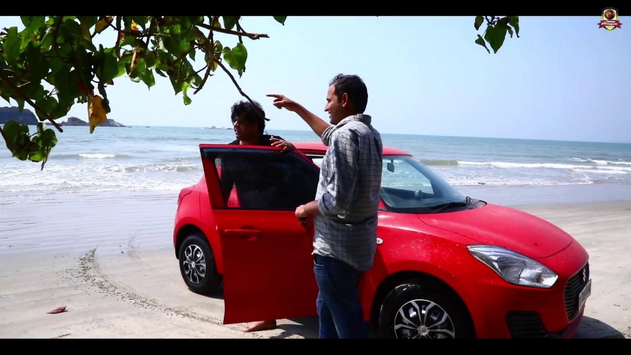 ऐ समंदर तेरी पनाह में हूँ - Imran Pratapgarhi At Kerala Beach