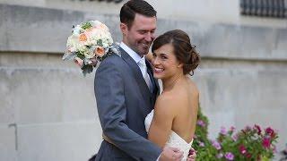 Ashley & Kyle {Wedding at Indianapolis Public Library}