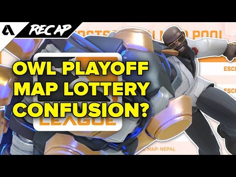 Overwatch League Playoffs Map Lottery Controversy, Custom Valiant & Dynasty Sneakers | Akshon Recap