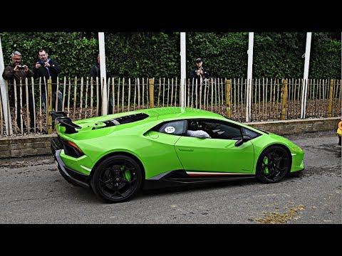 How Fast is the NEW Lamborghini Huracan Performante?!