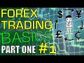 Forex Trading Basics: Forex Trading for Beginners - Part 1 ...