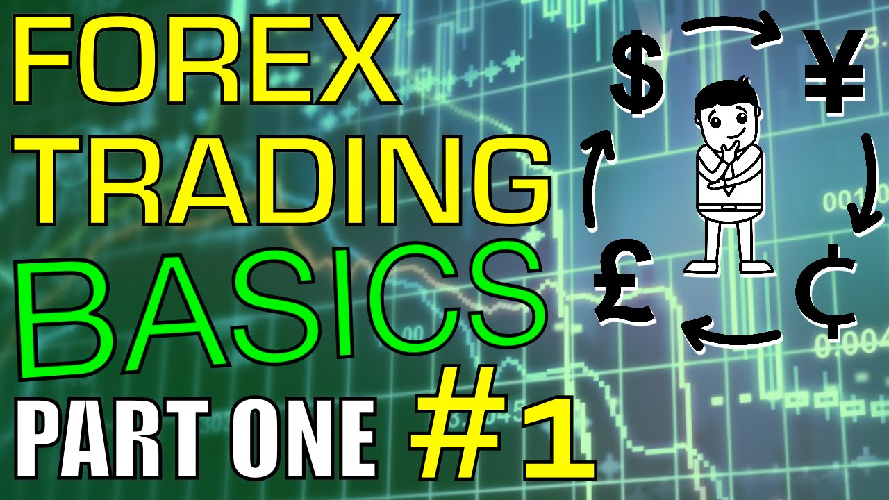 Forex Trading Basics: Forex Trading for Beginners - Part 1 - YouTube