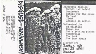Disgust - Rebels For The Cause