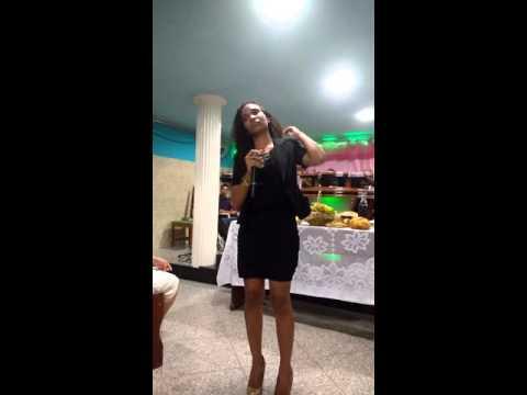 Cantora  Kalita Inacio. Ad..RIO Bananal.Es