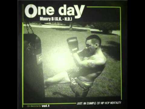 Download MAURY B feat. PSYKO KILLA, RAWL MC & FLAMINIO MAPHIA - SUPERNATURALE (One Day, 2009)