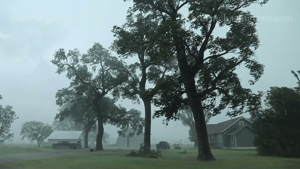 June 25th, 2021 Cheney, Kansas Damaging Winds