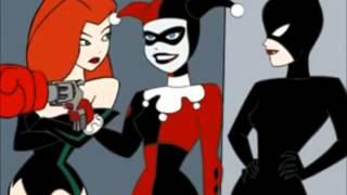Batgirl Funny Moments (New Batman Adventures and Gotham Girls)