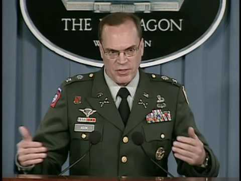 OASD: DoD News Briefing with Col. Daniel Ball from the Penta