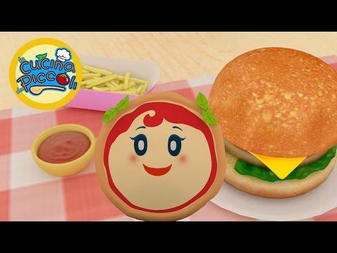 una-cena-americana---margherita-la-piccola-cuoca,-la-pizza-che-cucina-|-cartoni-animati-per-bambini