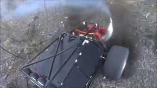 Rovan Baja Buggy N Chung Yang 29CC N Predator V2 Pipe