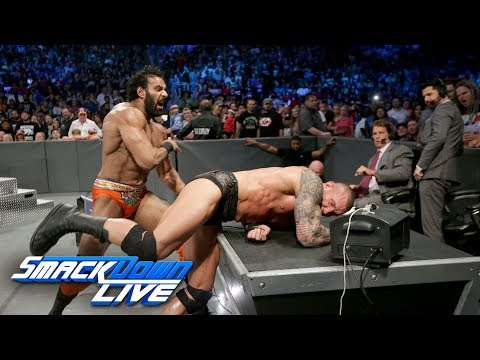 Thumbnail: Randy Orton vs. Jinder Mahal: SmackDown LIVE, Aug. 8, 2017