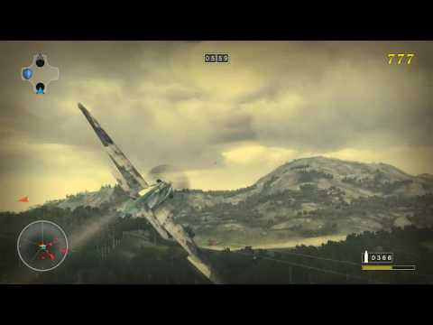 Blazing Angels 2 HD Gameplay