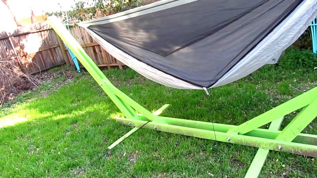 diy fully enclosed hammock sleep system for backpacking and bike touring diy fully enclosed hammock sleep system for backpacking and bike      rh   youtube