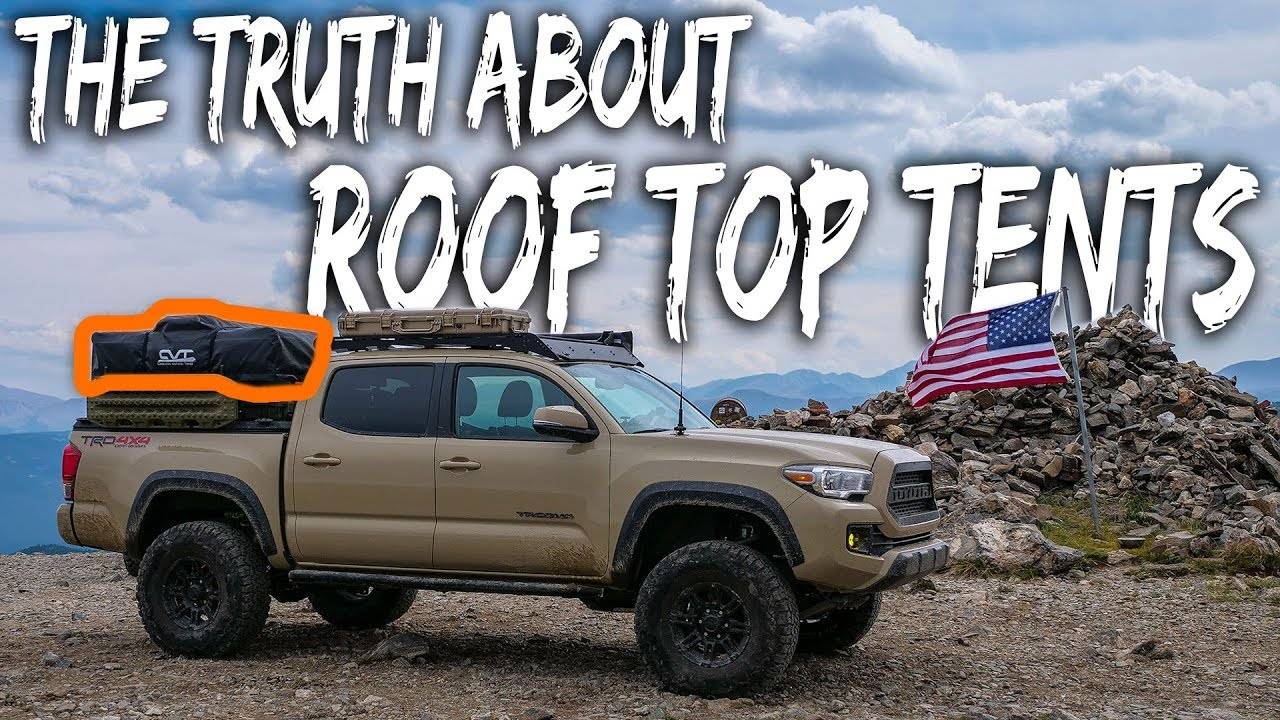 The Truth About Roof Top Tent Camping Watch Before You