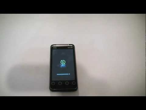How To Hard Reset An HTC EVO Shift 4G Android Smartphone