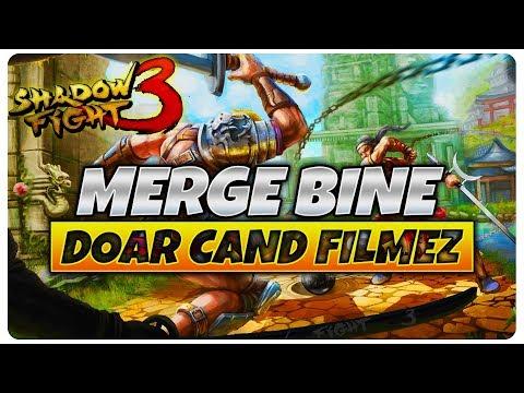 Merge bine DOAR CAND FILMEZ | Shadow Fight 3