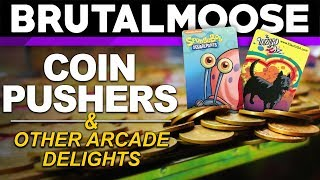 Coin Pushers and Other Arcade Delights