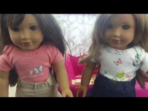 Preemie Size Clothes For AG Dolls