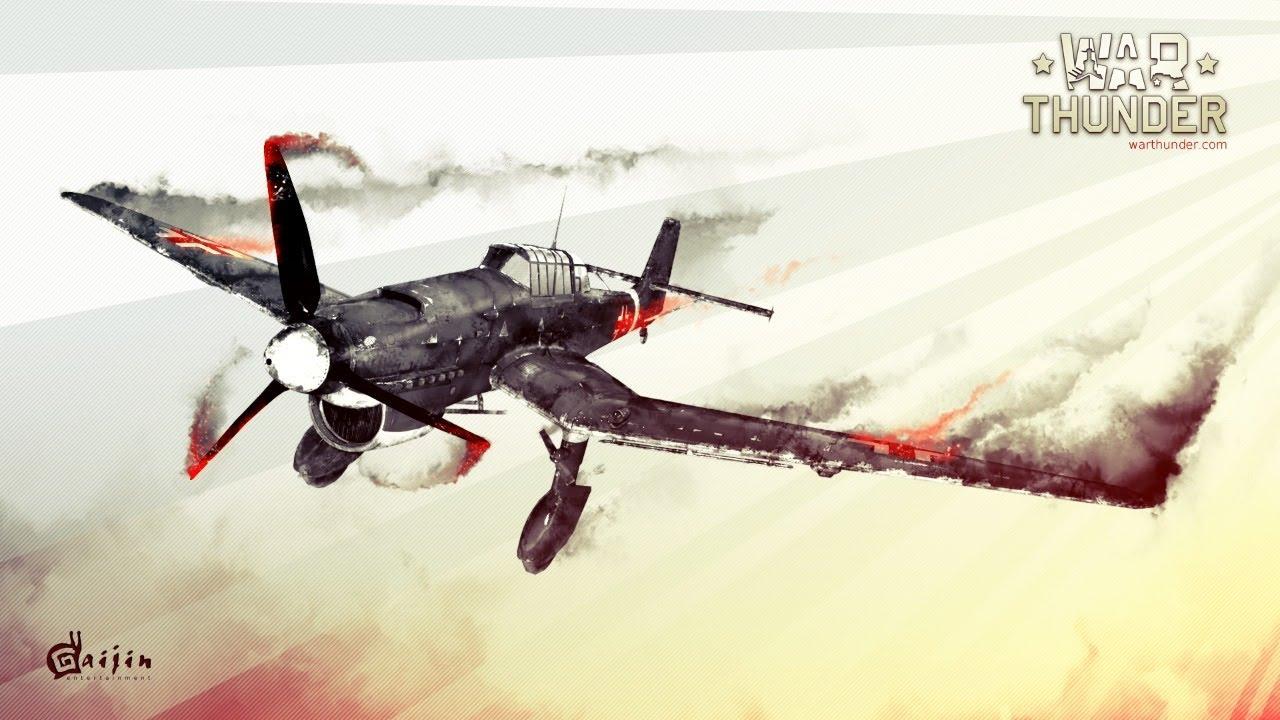 War Thunder: Плывём, летим танкуем, нубим.
