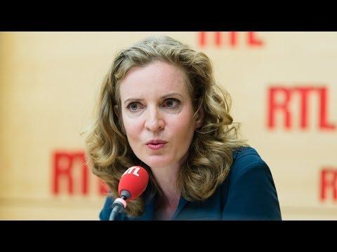 Nathalie Kosciusko-Morizet était l'invitée de RTL le 31 mai 2017