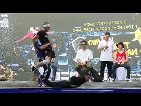Giller Battle (Malaysia) vs HaNoi Flava | Top 8 Final Cup iAN Hipfest Asean 09/12/2017