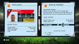 FIFA 15 - Carrière Manager #0 - Transfert !!