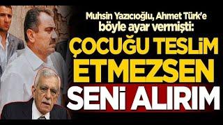 Muhsin Yazıcıoğlundan Ahmet Türke RACON