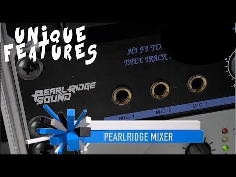 Karaoke Mixer | Microphone Mixer | Recording Equipment | Recording Mixer