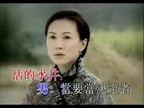 爱在有情天 (Love In A Miracle 注定) 庄宁MV.....陈展鹏 vs 陈秀雯.flv