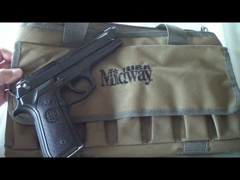Midway USA Pistol Bag Review After Heavy Use.