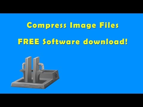 NEW Reduce & Compress Image File Size with GIMP - Software Download Included