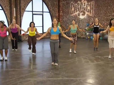 Crunch Latin Rhythms Fat Blasting Dance