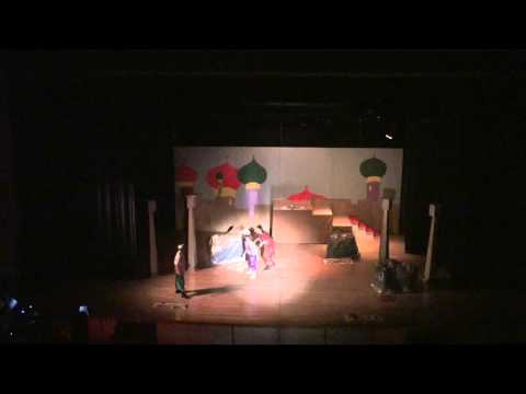 Aladdin Play by Emirates International School Jumeirah Night 1 Part 1