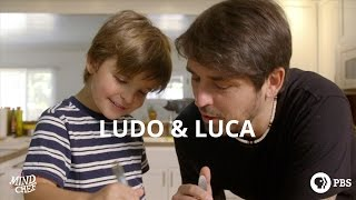 Ludo And Luca Lefebvre Make A Classic Omelette