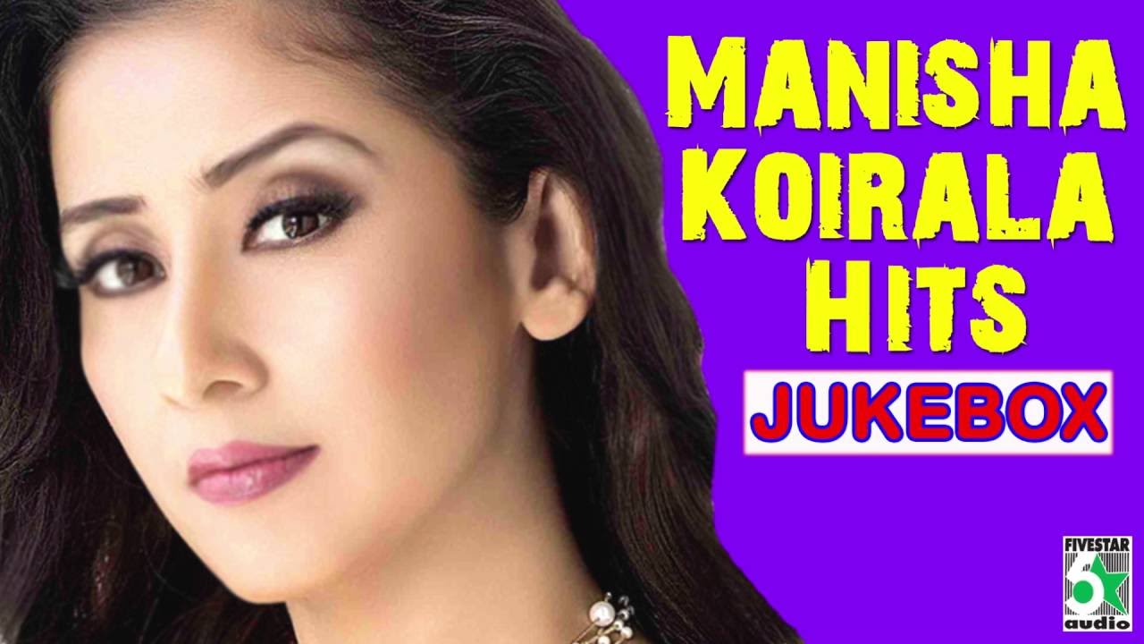 Manisha koirala Super Hit Popular Audio Jukebox | A.R.Rahman