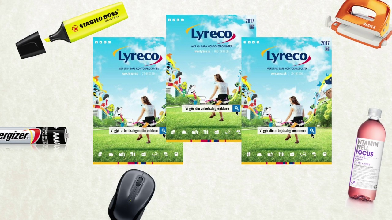 catalogue lyreco
