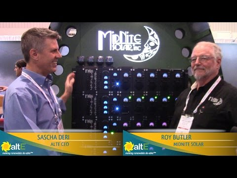 Introducing new Solar Power System from Midnite Solar at SPI 2016