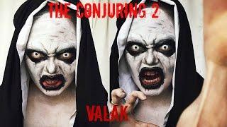 Scary nun tutorial | The Conjuring 2 | SFX Makeup