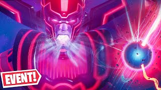 To koniec Fortnite... | GALACTUS, EVENT, SEZON 5