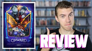 Onward (2020) - Movie Review