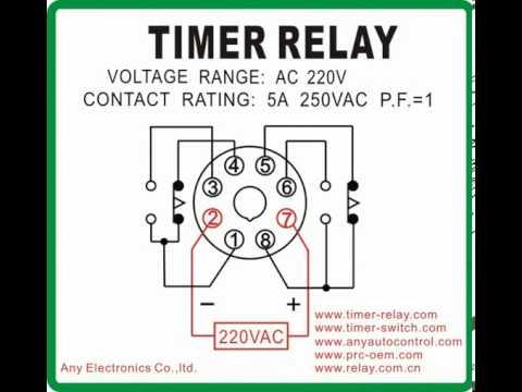 wiring diagram relay symbol ah3 2 ic timer timer switch com youtube  ah3 2 ic timer timer switch com youtube