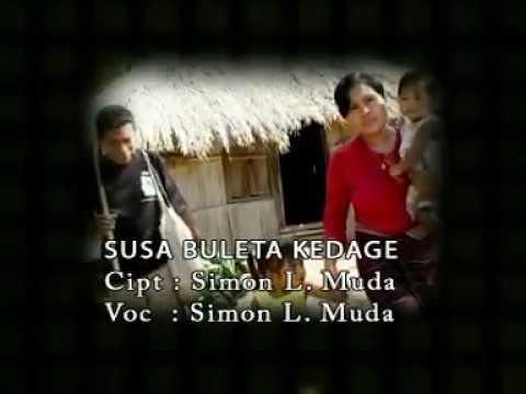 Simon L. Muda - Susa Buleta Kedage