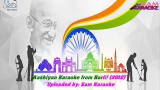Itti Si Hansi Itti Si Khushi _ Karaoke Sam Karaoke