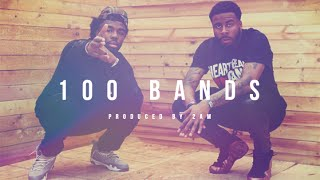 Download [FREE BEAT] Sage The Gemini Type Beat 2017 Free x IAMSU! - 100 Bands (Prod. By 2AM) MP3 song and Music Video