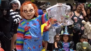 MONSTER CON Costume Contest 2019 Wonderland of the Americas Mall