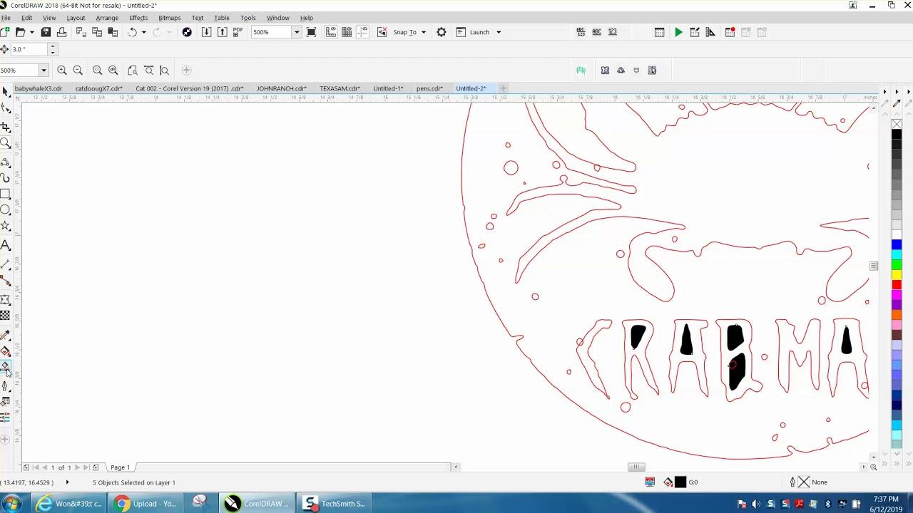 Corel Draw Tips &