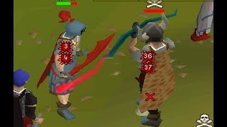 Rune boi obliterates bounty hunter
