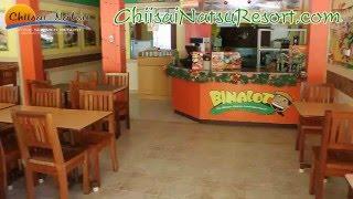 Chiisai Natsu Resort Binalot Restaurant in Panglao Island Bohol Philippines